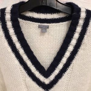 aerie Sweaters - New Aerie Oversized Chunky Deep V Knit Sweater